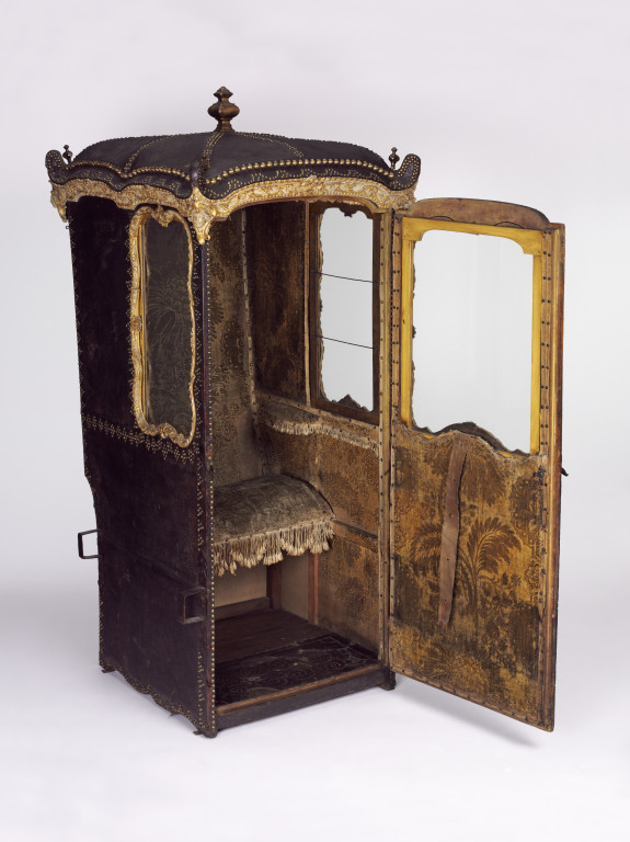 Sedan chair   VA Search the Collections