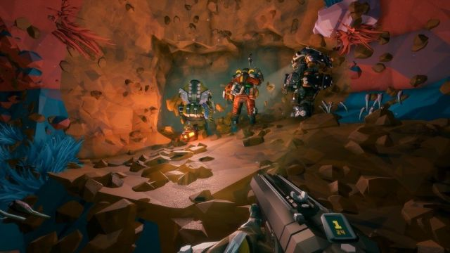 El shooter cooperativo Deep Rock Galactic sale del acceso anticipado en  Steam y Xbox One - Vandal