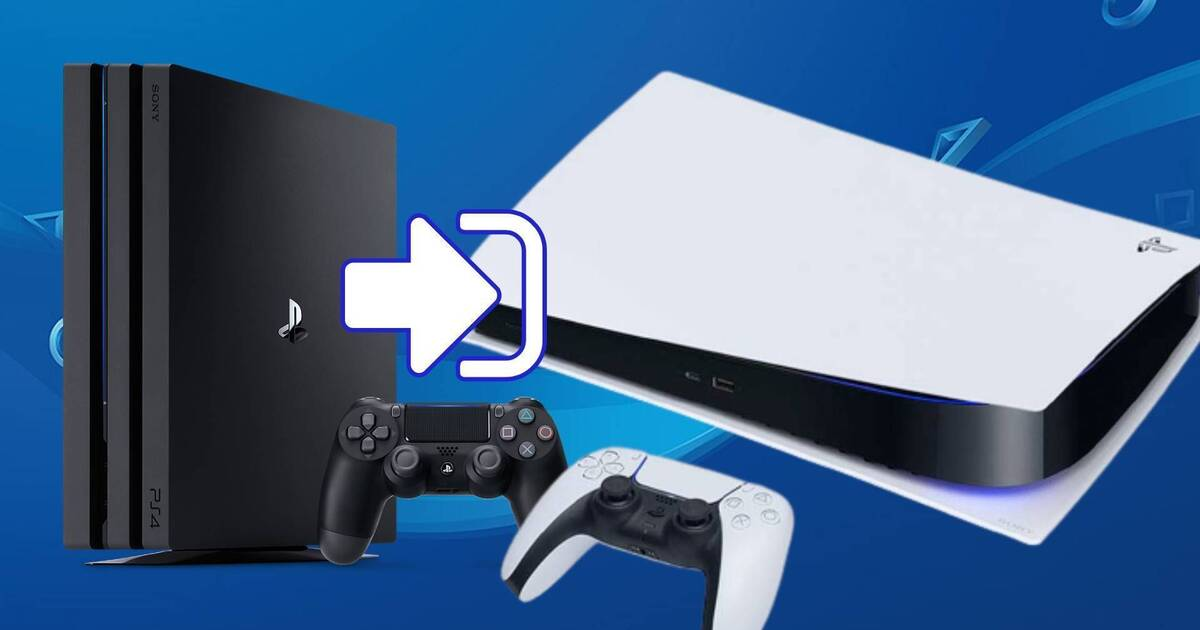 PS4 to PS5: Game Transfer Depends on Developers, Says Sony