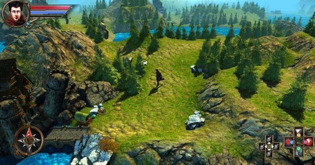 Zenith, un RPG de humor y fantasía, ya está disponible en PC y PS4 - Vandal
