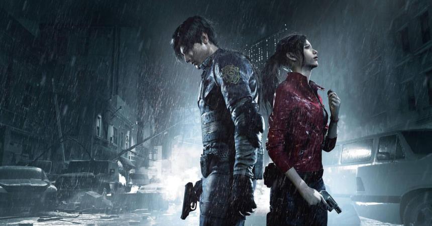 Resultado de imagen para Resident Evil 2