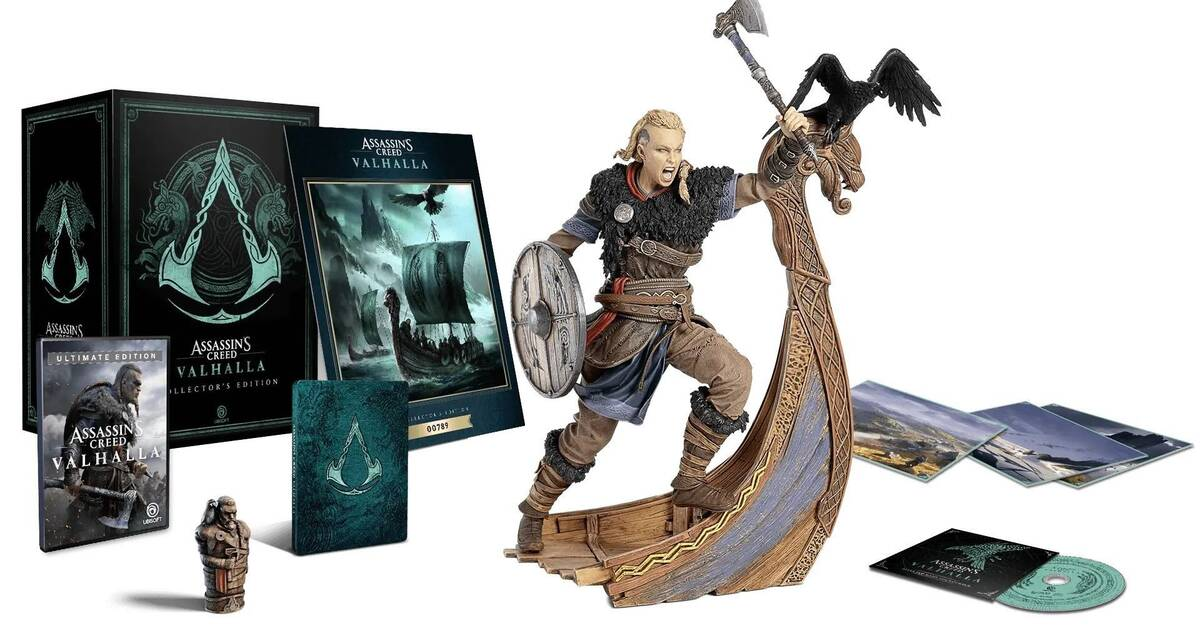 Assassin S Creed Valhalla These Are His Special And Collector S Editions Igamesnews