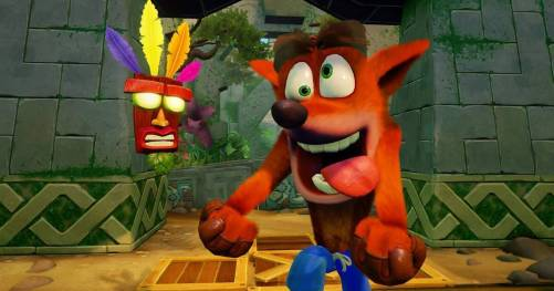 Crash Bandicoot N. Sane Trilogy regala un tema dinámico en PS4 ...