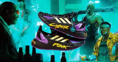 Adidas making sneakers for Cyberpunk 2077