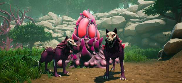 Los alumnos del máster en Arte de Videojuegos de U-tad crean dos juegos con personalidad Imagen 6