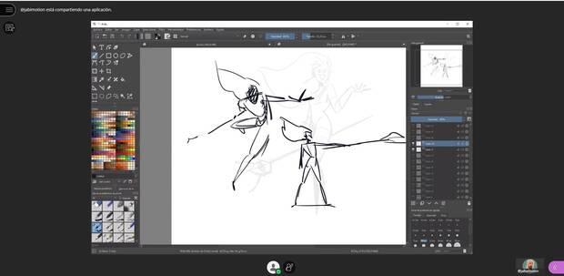 U-tad muestra cómo es el proceso de creación de personajes en un videojuego Imagen 3