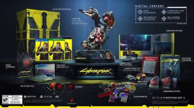 Estas son las ediciones especiales de Cyberpunk 2077 Imagen 3