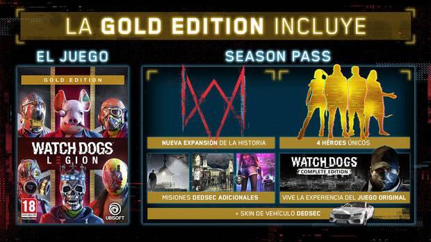 Watch Dogs Legion: Estas son sus ediciones especiales y coleccionista; tendrá Season Pass Imagen 2