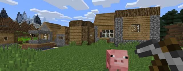 Ya disponible la beta de Minecraft en Windows 10