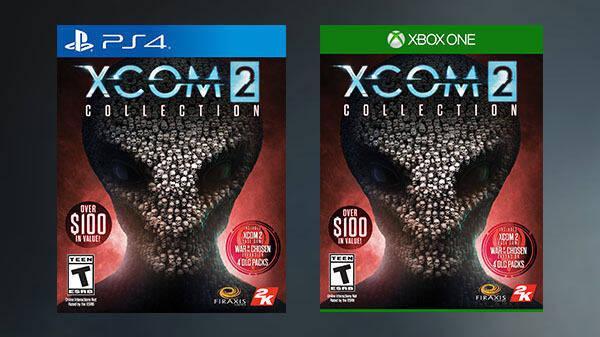 XCOM 2 Collection llegará a Xbox One y PS4 el 14 de agosto.