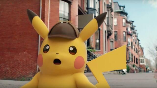 La película Detective Pikachu inicia su rodaje en enero