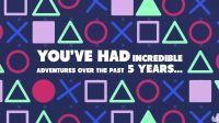 Sony celebra 5 años de PS4 en Europa con un repaso a los récords conseguidos