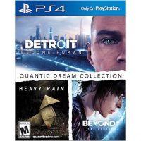 Sony lanzará Quantic Dream Collection en Estados Unidos y Canadá
