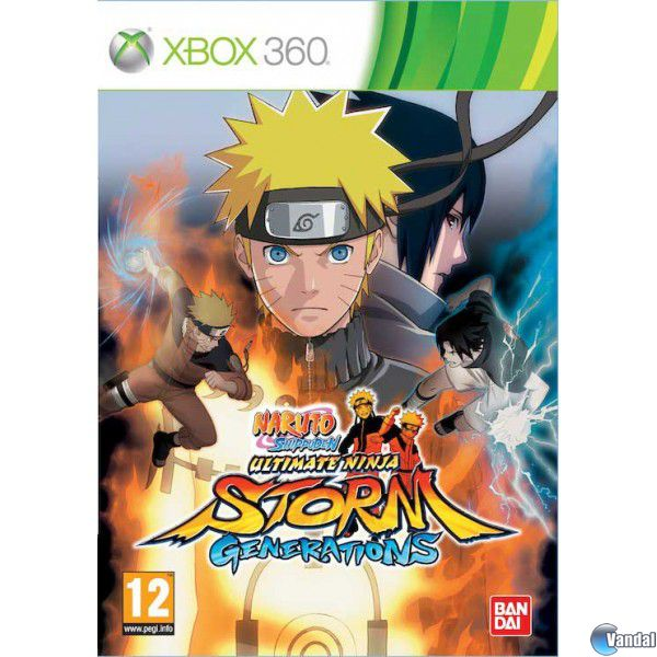 Imagen Naruto Shippuden Ultimate Ninja Storm Generations