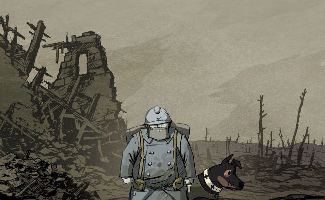 The 9 Bit Game Valiant Hearts The Great War A Game About