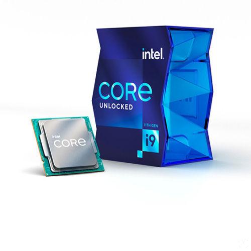 Caja del nuevo procesador de Intel