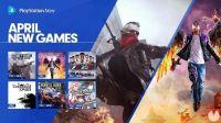 PlayStation Now suma nuevos títulos en abril