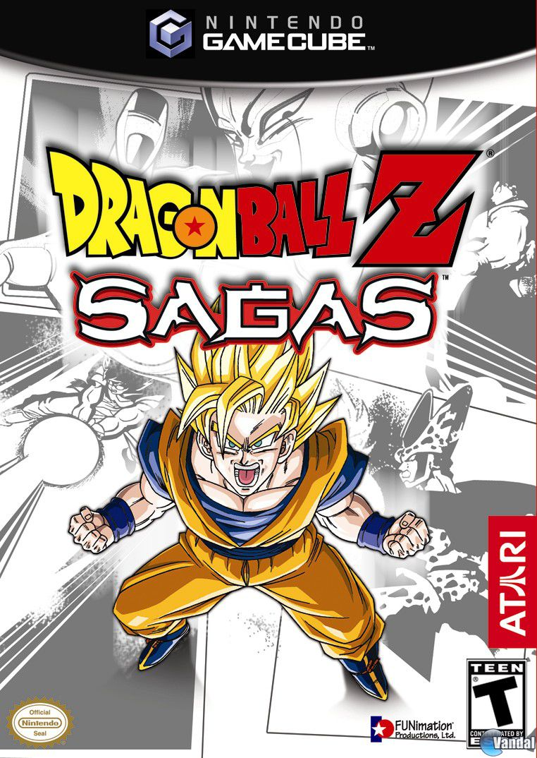 Trucos Dragon Ball Z Sagas GameCube Claves Guas
