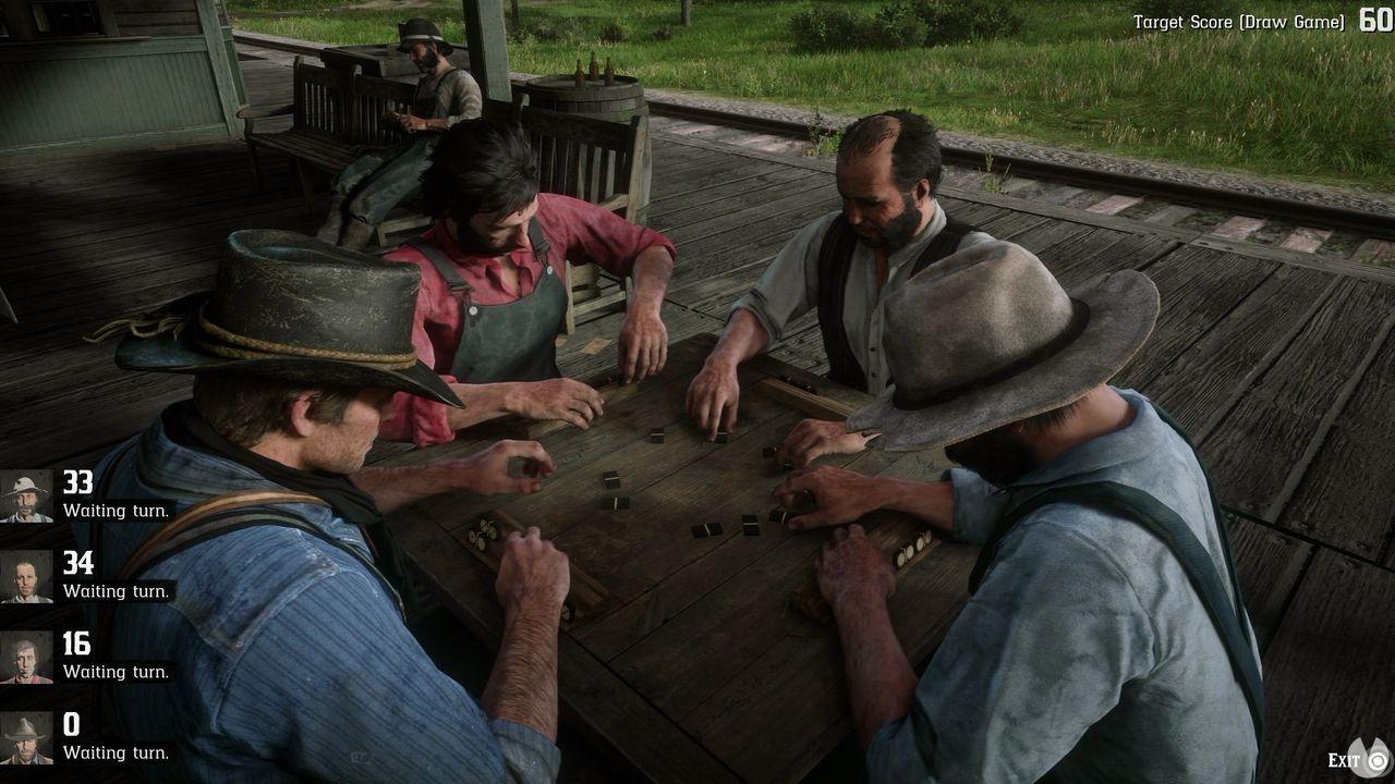 Cmo jugar al Domin en Red Dead Redemption 2  TUTORIAL y consejos