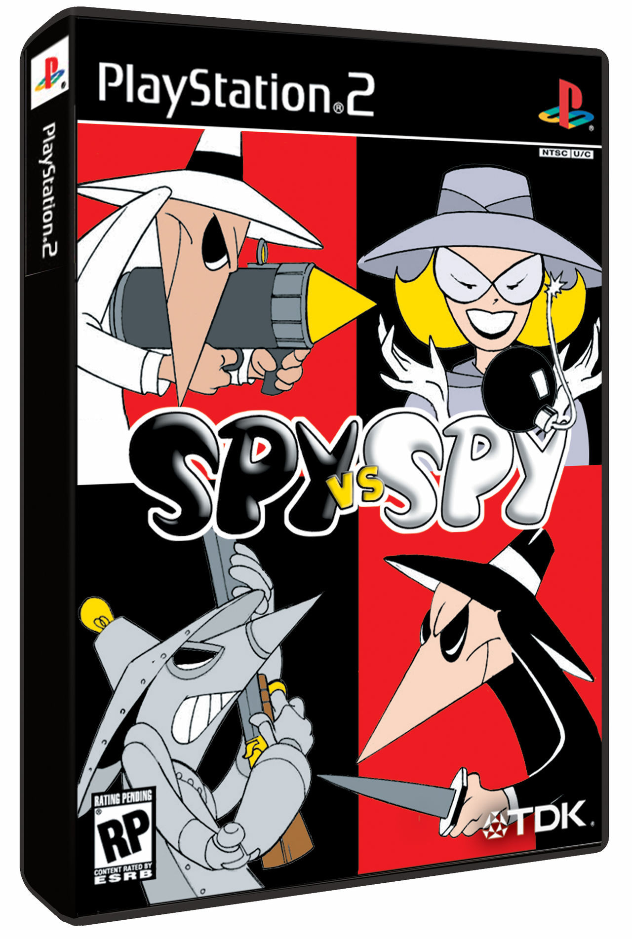 Trucos Spy Vs Spy PS2 Claves Guas