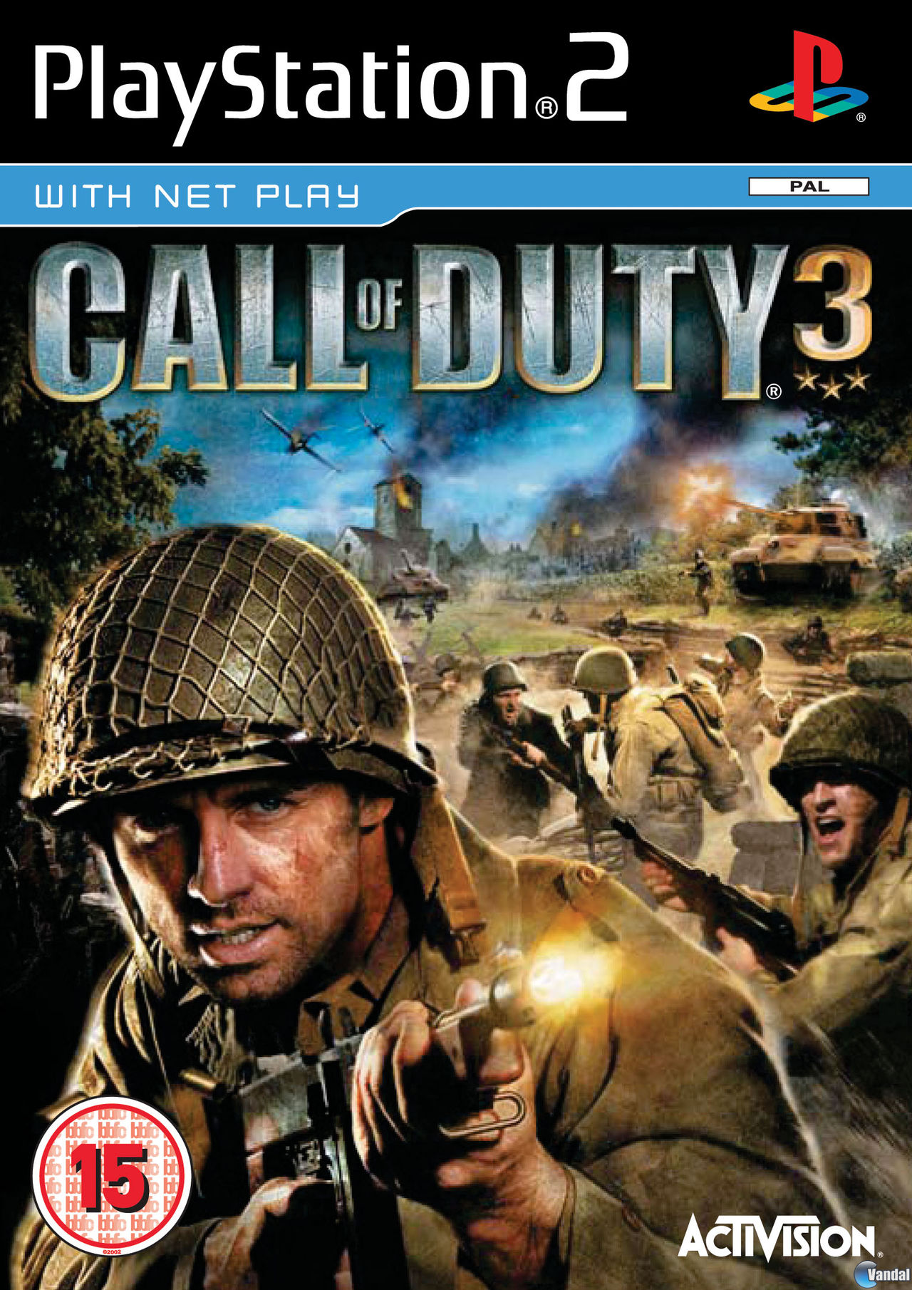 Trucos Call Of Duty 3 PS2 Claves Guas