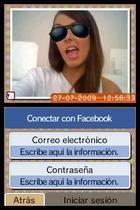 Facebook entra en Nintendo DSi