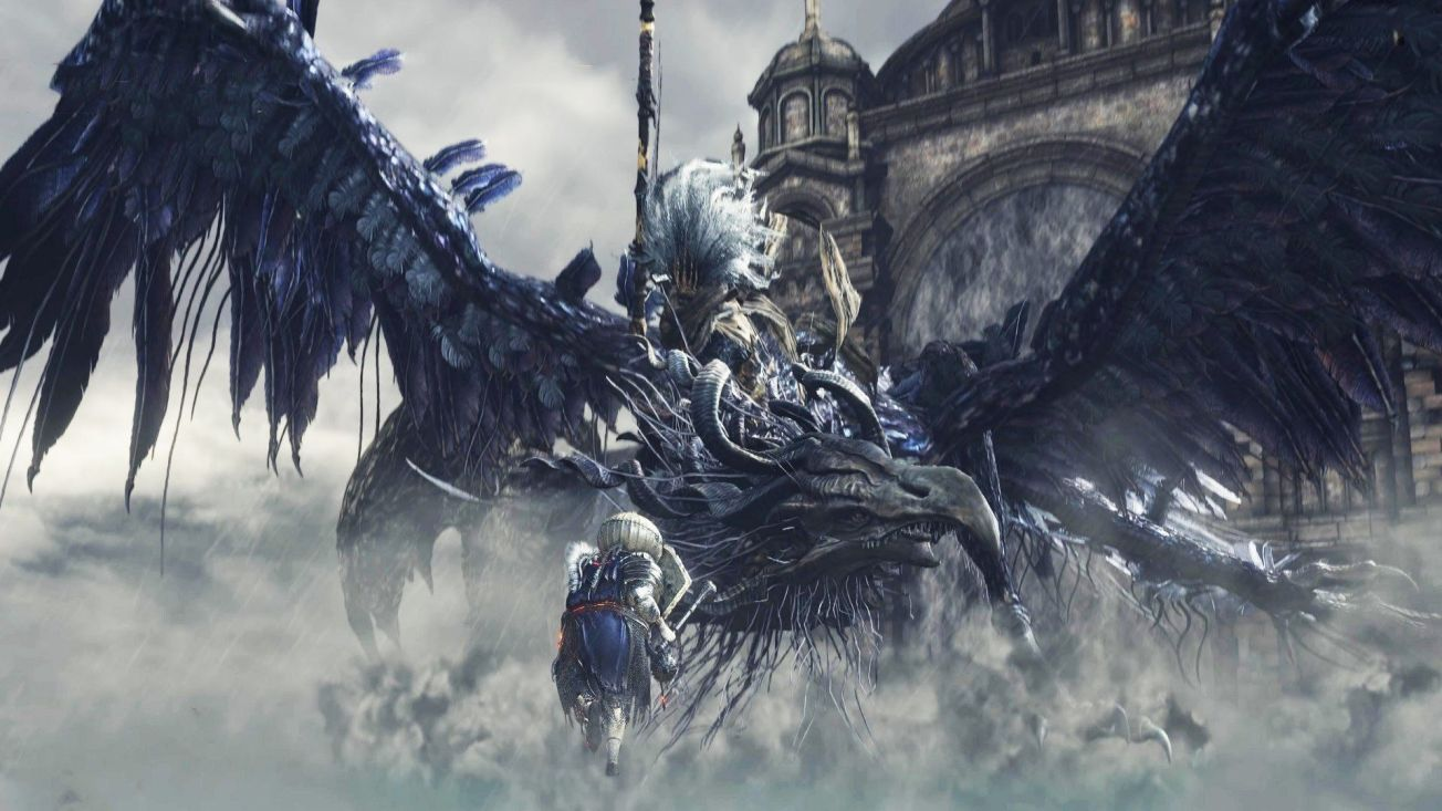 Jefes finales y bosses de dark souls 3