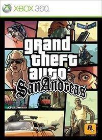 Grand Theft Auto San Andreas Xbla Videojuego Xbox 360 Vandal