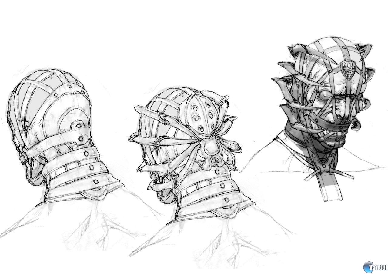 Nuevas Imagenes Bocetos Ilustraciones En Soulcalibur V O
