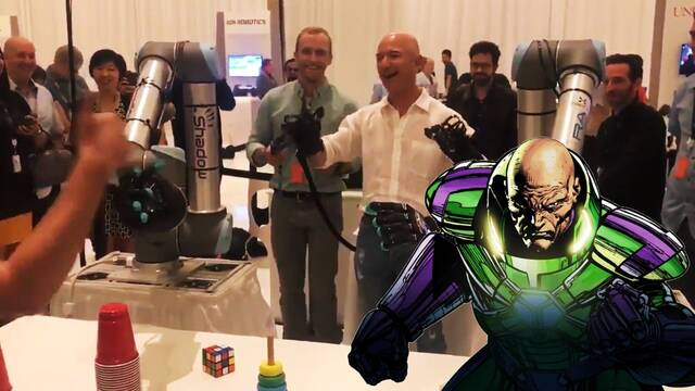 Image result for jeff bezos lex luthor