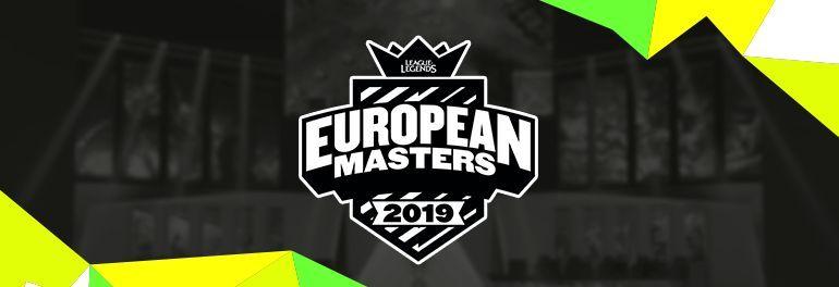 EN DIRECTO European Masters De League Of Legends 842019 Vandal Sports