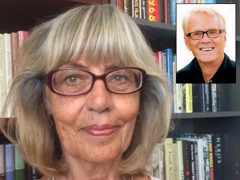 Bokhandlarn möter Eveline Santner