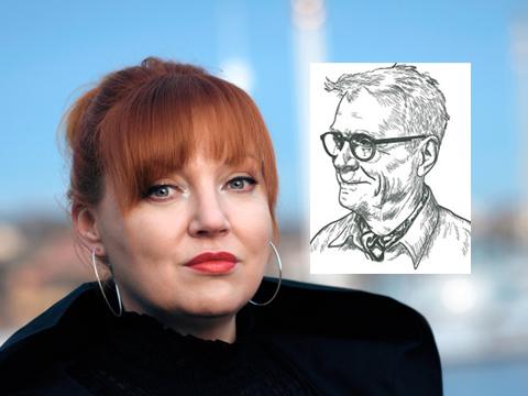 Bokhandlarn möter Lina Areklew