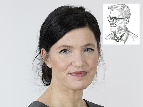 Bokhandlarn fikar med Kristina Sandberg