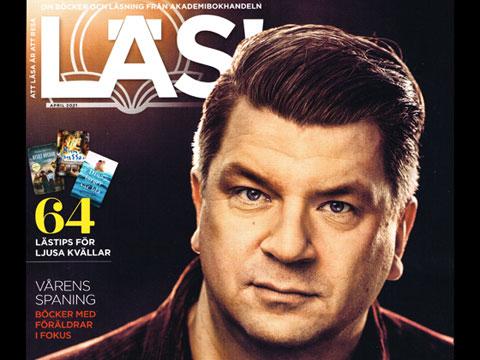 Nytt nummer av Tidningen LÄS!