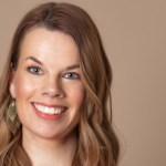 Caroline intervjuar Sara Molin