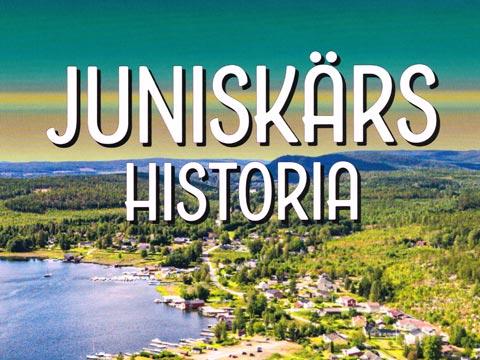 Boken om Juniskärs historia