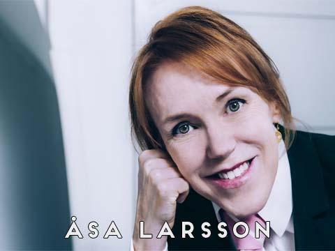 Åsa Larsson, Fädernas missgärningar