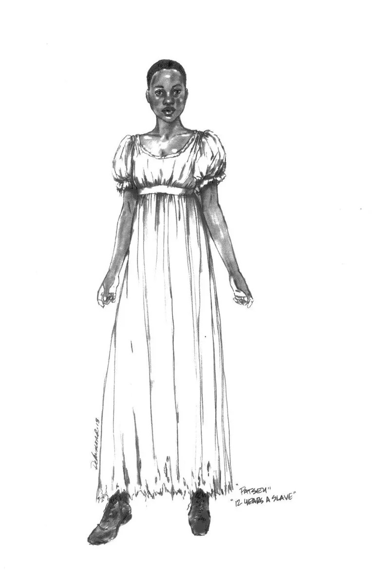 Patricia Norris, *12 Years a Slave*'s 82-Year-Old Costume