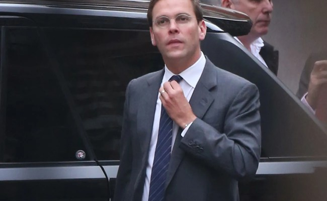 James Murdoch Admits Discussing News Corp Bskyb