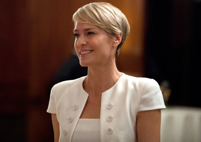 claire underwood's 12 best power looks on house of cards