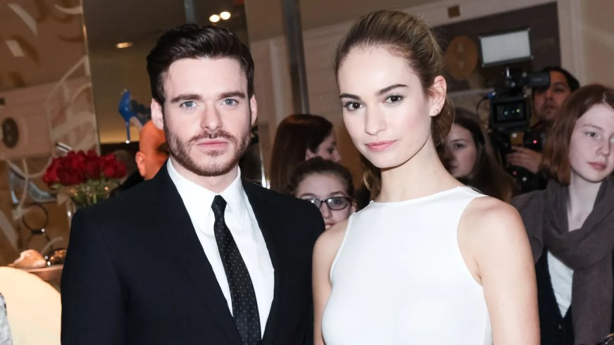 We Asked Richard Madden to Choose Between a Direwolf and a ...