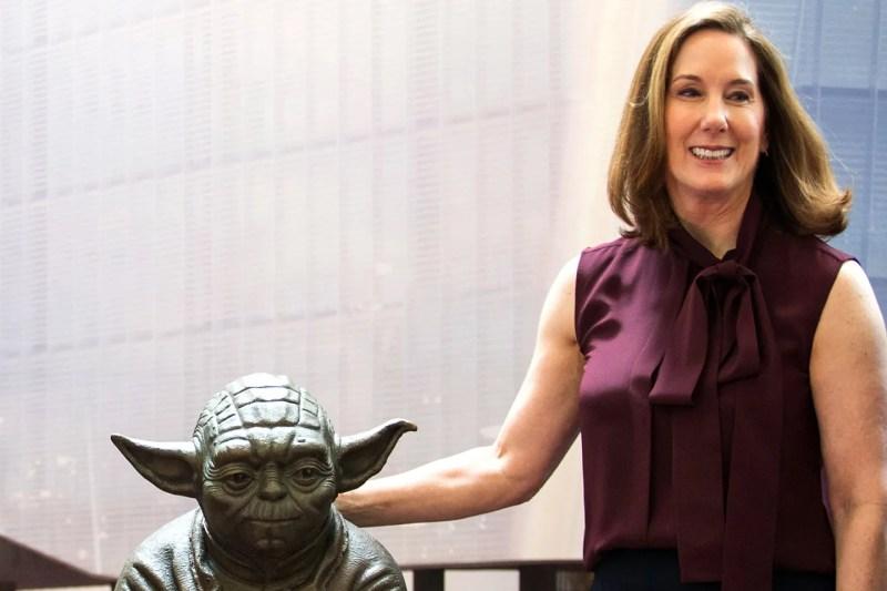Kathleen Kennedy President of Lucasfilm