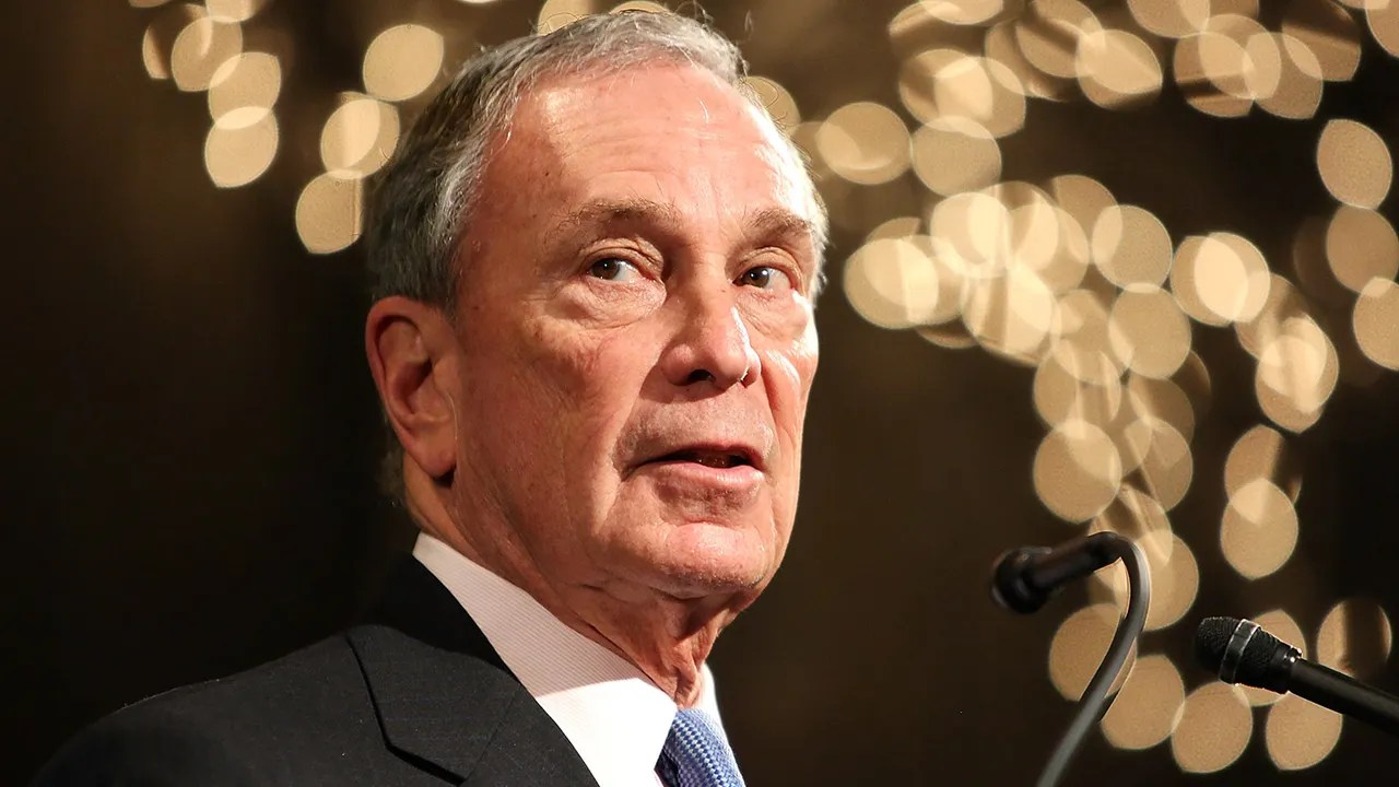 Michael Bloomberg May Enter The Presidential Race Vanity