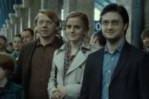 Harry Potter Son Starts Hogwarts Today Vanity Fair