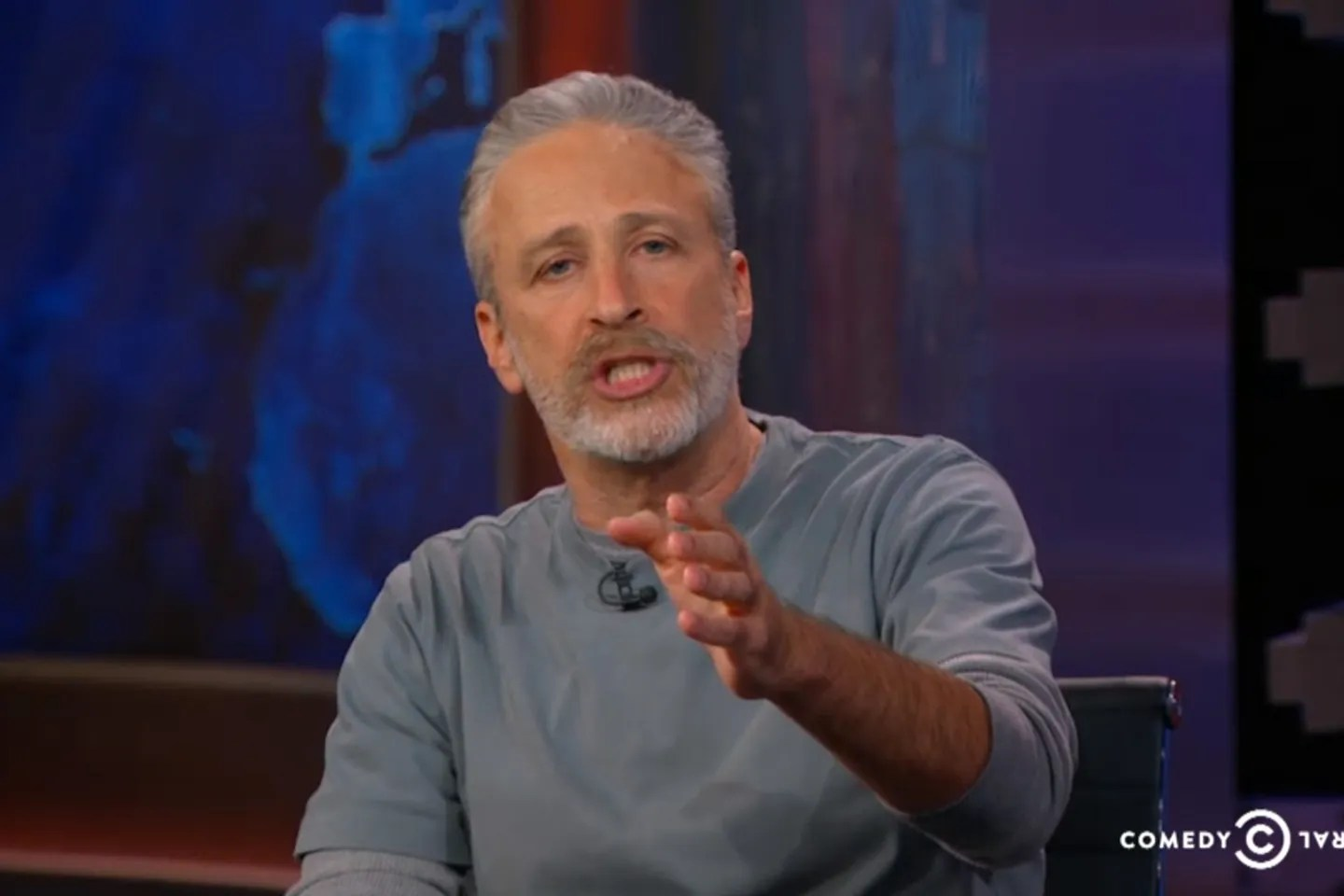 Did Jon Stewart Just Give Us A Taste Of What Hell Be