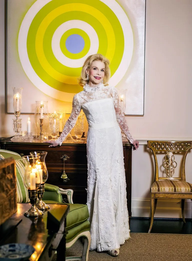 The Legend of Lynn Wyatt the Best Little Socialite in Texas  Vanity Fair