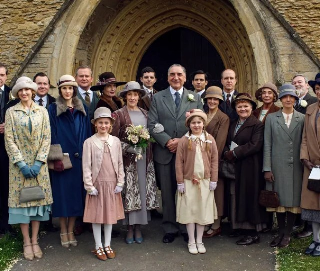 Is This The First Major Clue About The Downton Abbey Movie