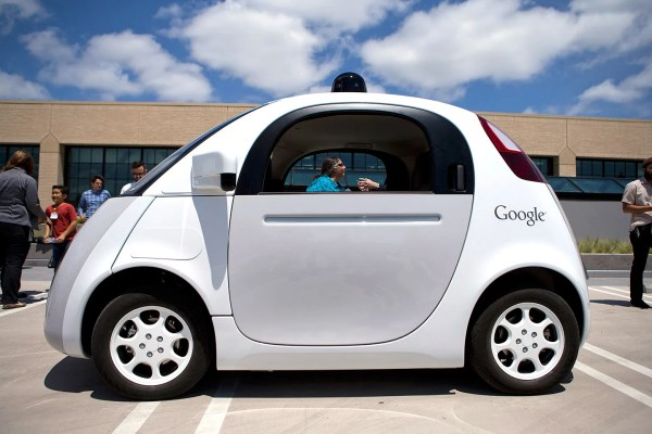 Google Gets a Head Start In SelfDriving Car Race Vanity