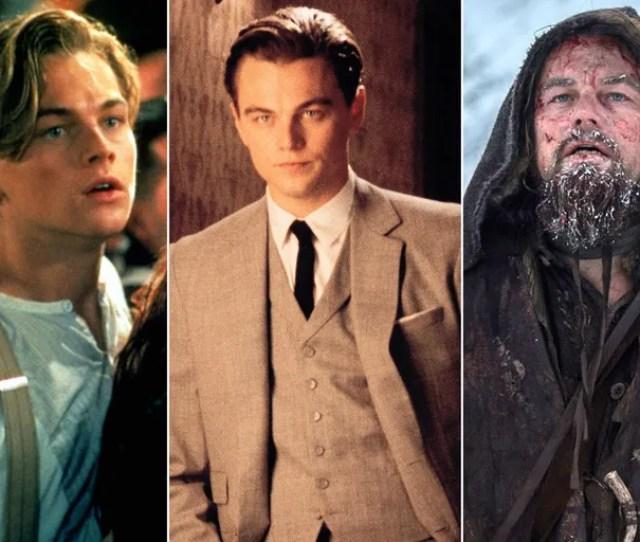 Why Leonardo Dicaprios Oscar History Has Everyone Saying Its Time